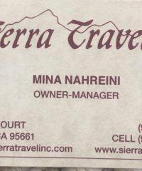 Sierra Travel