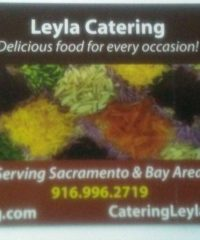 leyla Catering