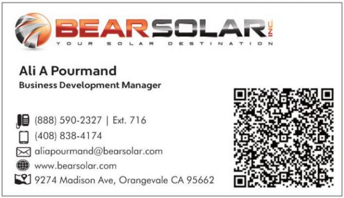 Bear Solar