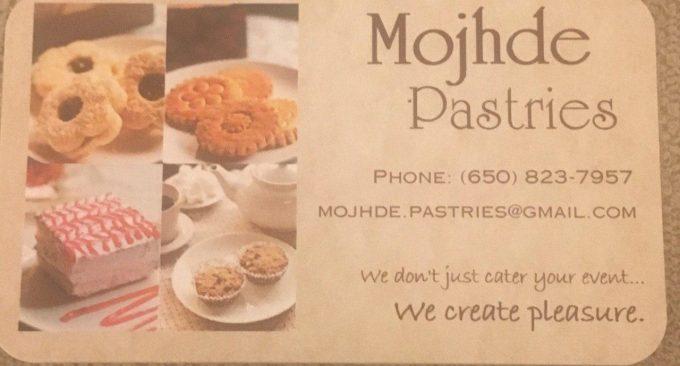 Mojhde Pastries