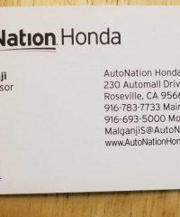AutoNation Honda