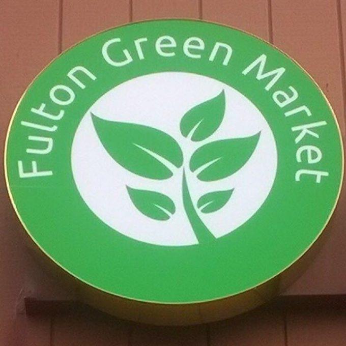 Green Market & Cafe