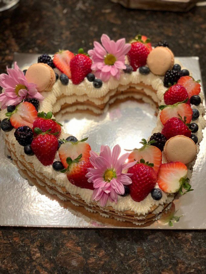 Californian Cakepop