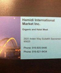 Hamidi International Market Inc.