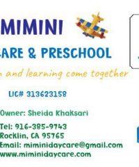 Mimini Daycar & Preschool